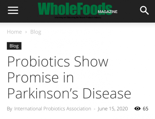 Parkinson's Disease and Probiotics